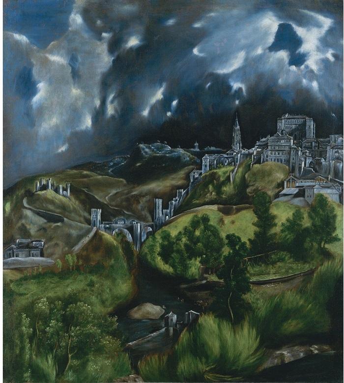 Canh Toledo El Greco