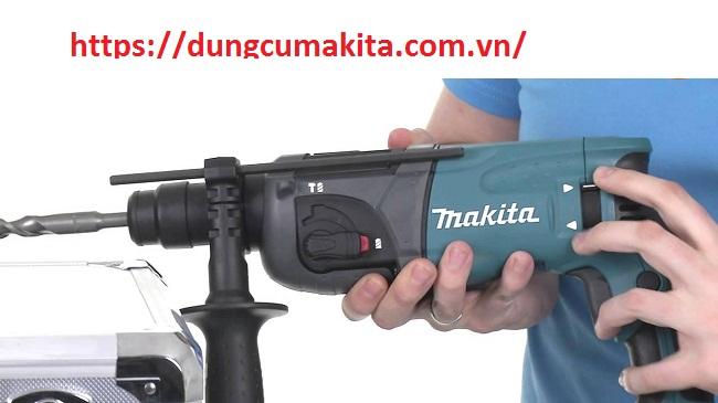Máy khoan bê tông cầm tay Makita HR2230