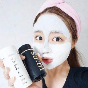 cách thải độc da mặt