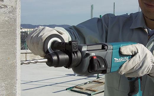 Dòng máy khoan động lực Makita HR2460F