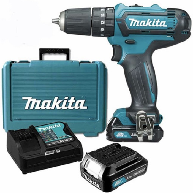 may khoan pin Makita DF347DWE 14.4V