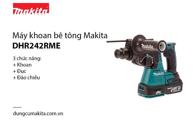 Makita DHR242RME