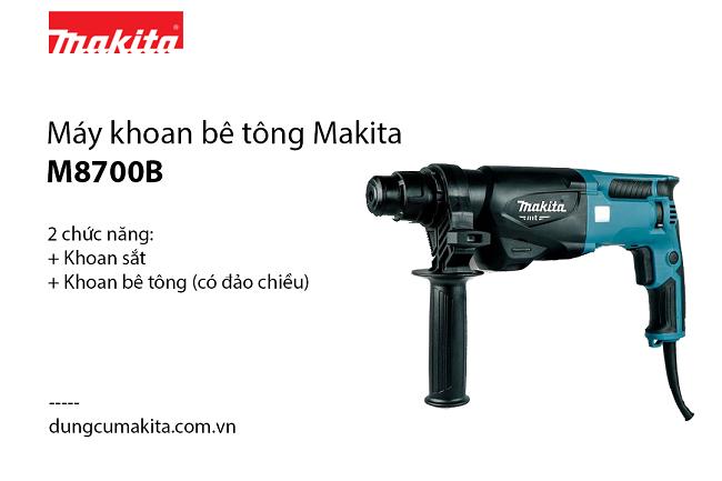 Makita M8700B